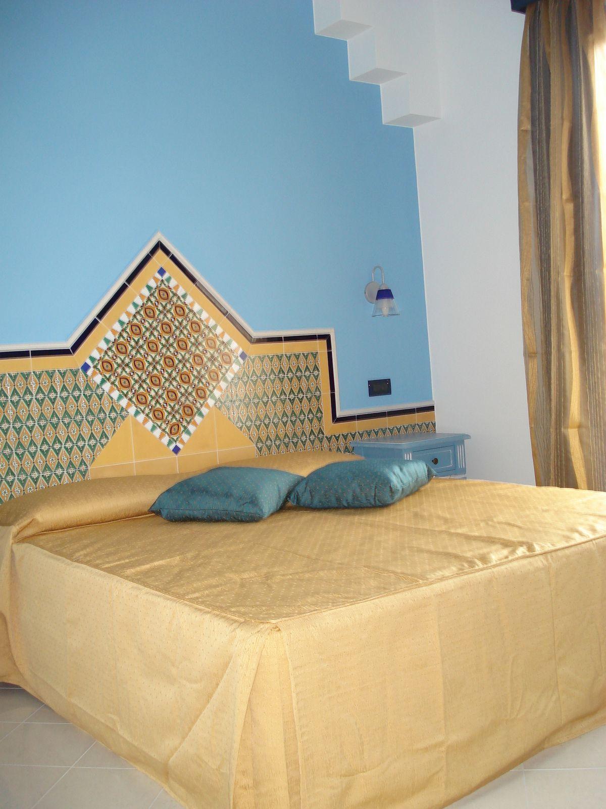San vito lo capo hotel ristorante mediterraneo for Bagno in stile mediterraneo