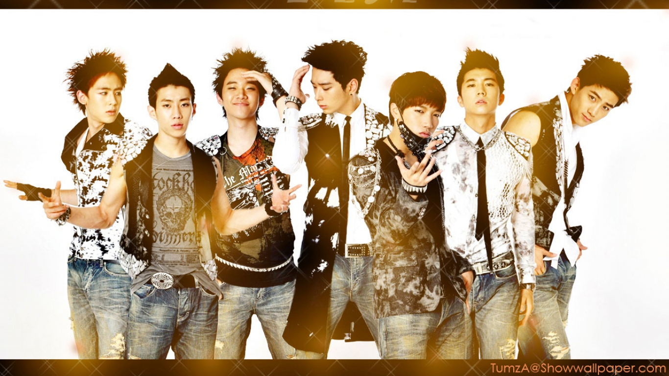 2PM All Star Wallpaper  Take Wallpaper