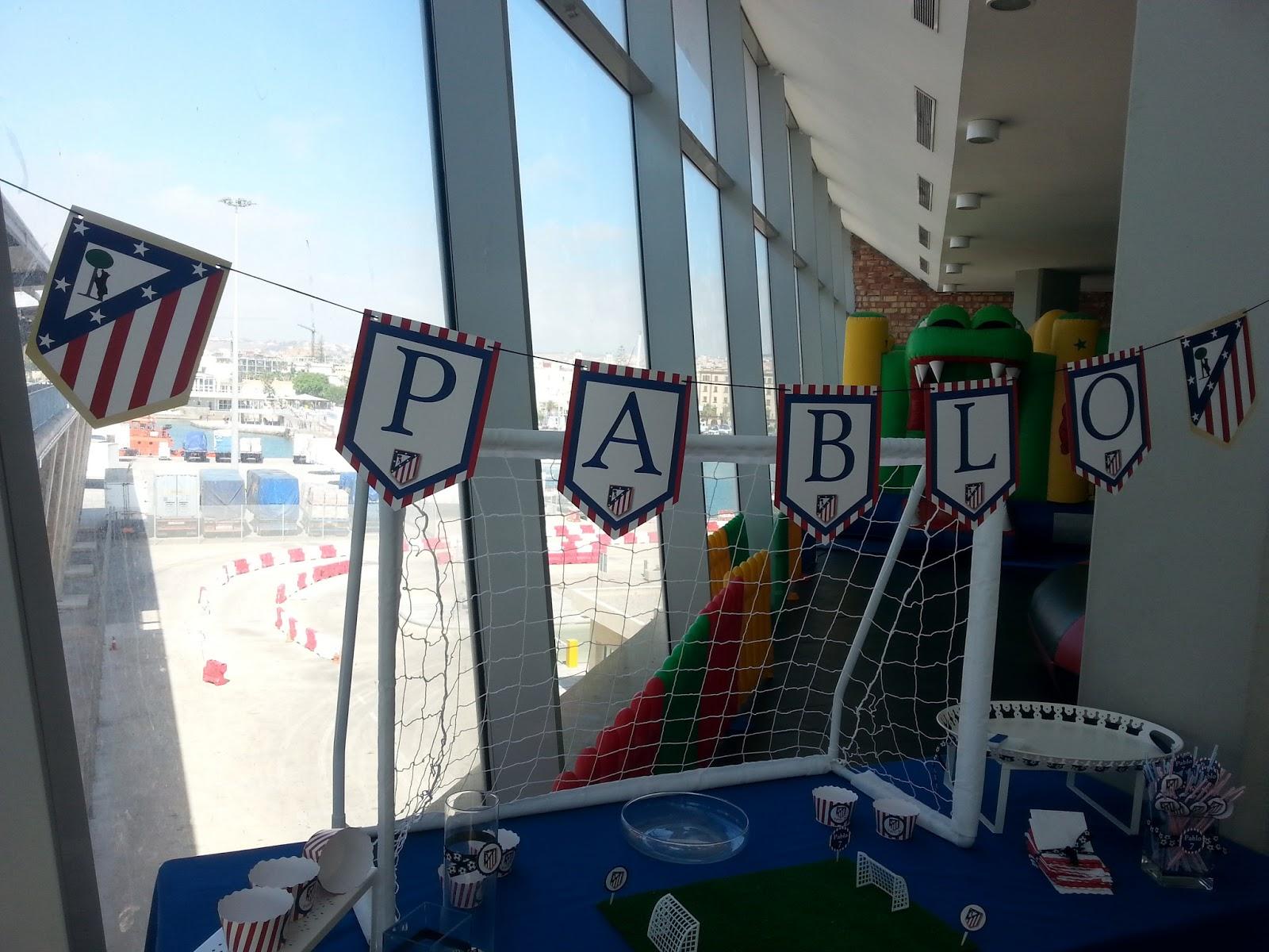 Ideas para la decoraci n de fiestas infantiles cumplea os - Decoracion madrid ...
