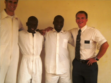 Baptized Moses and Absolom!