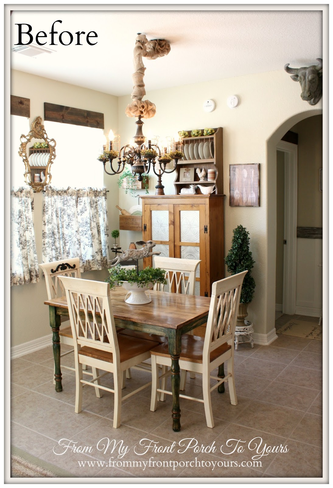 From My Front Porch To Yours Updated French Farmhouse