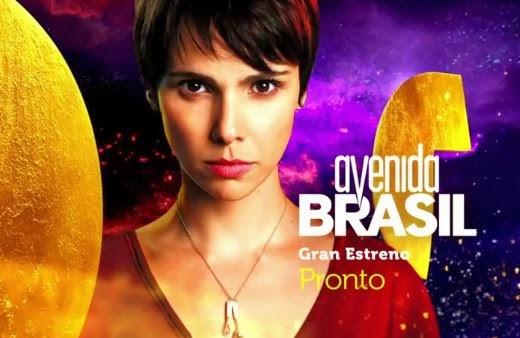 Telemundo transmitirá Avenida Brasil?