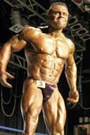 2013 NABBA Bodybuilder, Stuart Smith