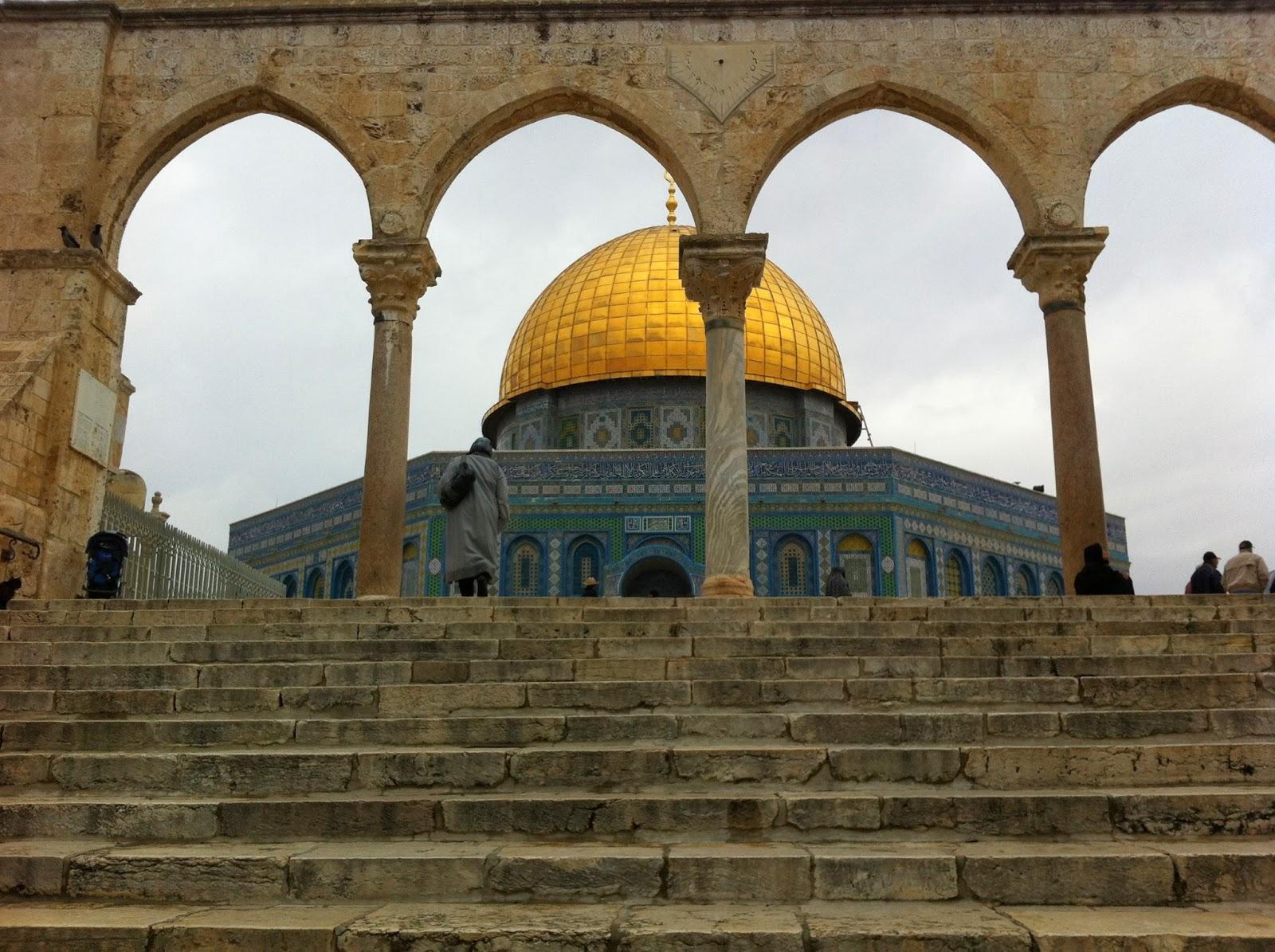 Un modelo de arquitectura islamica la roca for Arquitectura islamica