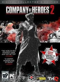 Company of Heroes 2 Collectors Edition Repack-Black Box Terbaru 2015 cover