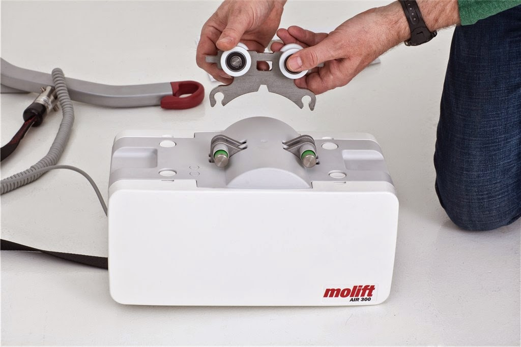 Molift AIR Quick Release Coupling