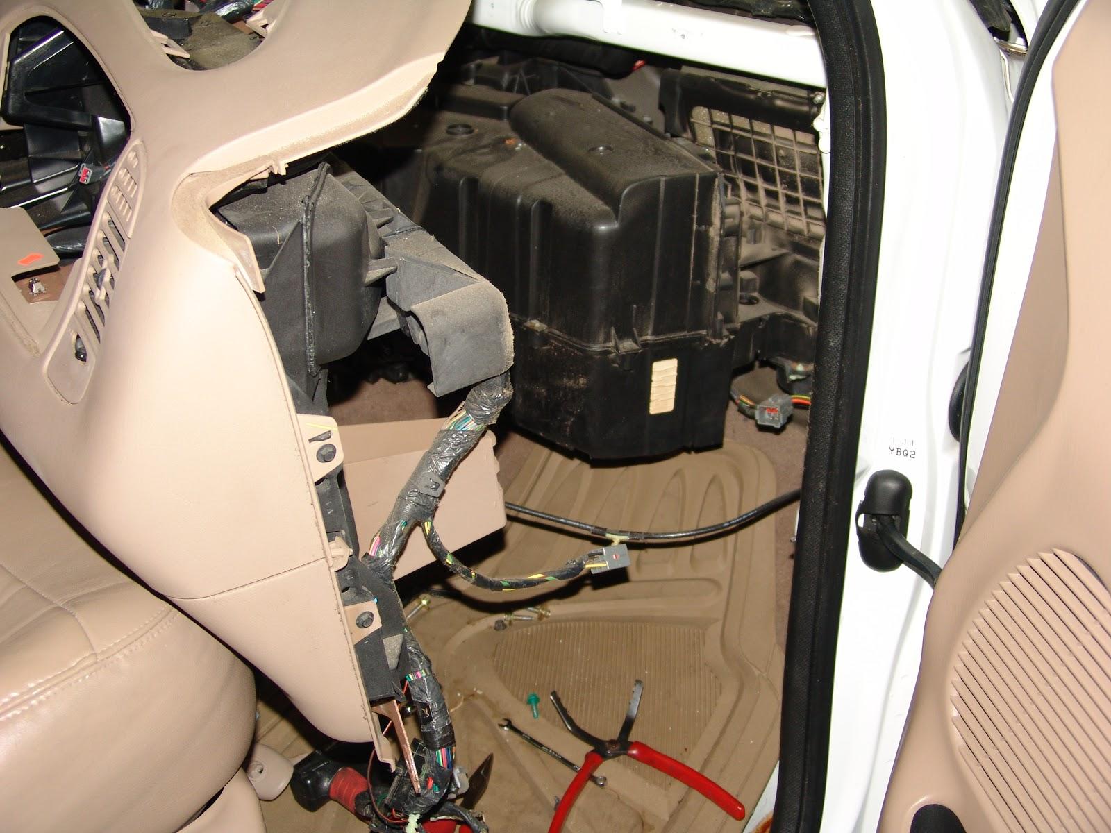 1999 Ford F-150 Blend Door Actuator