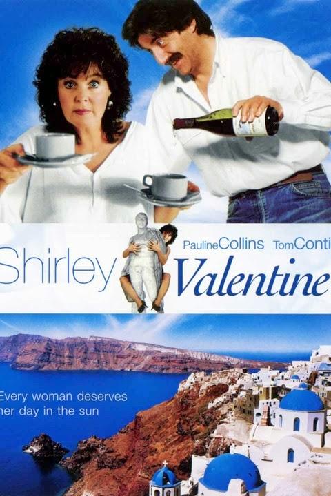 baby blogging boomer movie alert shirley valentine is
