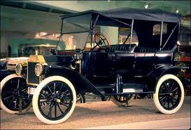 The earliest classic cars produced in 1927