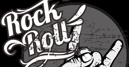 vector rock n 39 roll corel draw tutorial and free vectors. Black Bedroom Furniture Sets. Home Design Ideas
