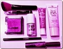 Qué NO deben llevar tus cosméticos