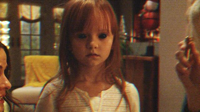 Laila, Anak yang berubah sikap di film Paranormal Activity