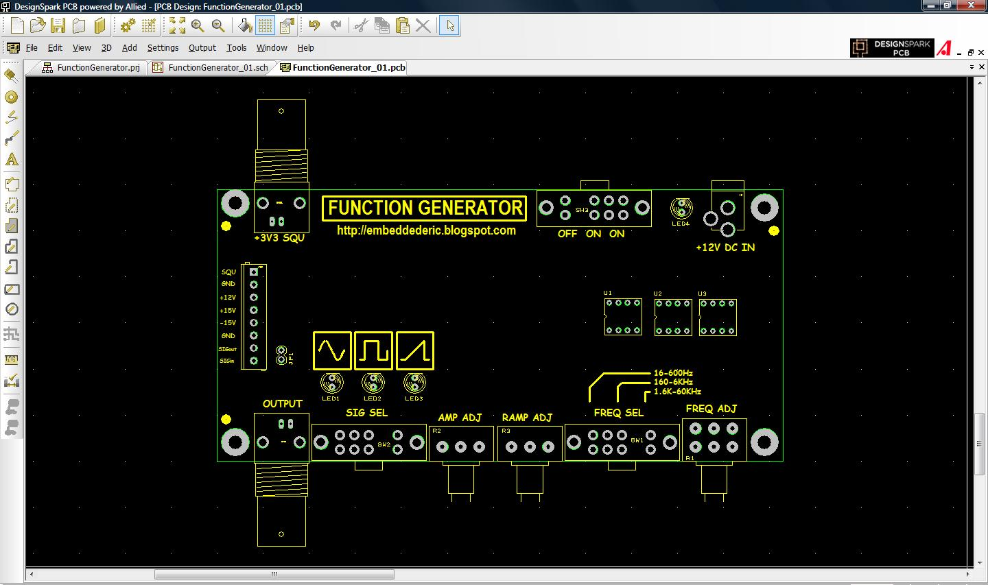 Rants From The Embedded Hardware Guy Schematic Symbols Where To Find Diyaudio I Did This Just Get A Jump Start On Look Of Layout And Match It Up My Concept Drawing