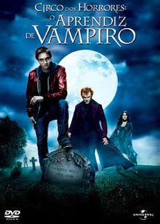 Circo dos Horrores: O Aprendiz de Vampiro - BDRip Dual Áudio