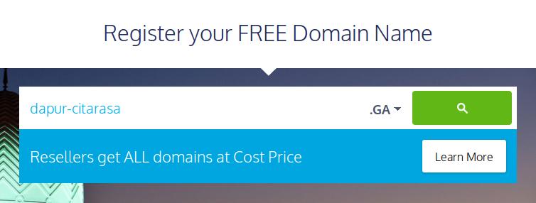Tahap Pendaftaran Domain