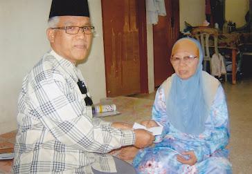 Misi Infak Ramadan 2011