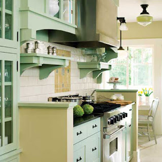 Galley Style Kitchen Plans