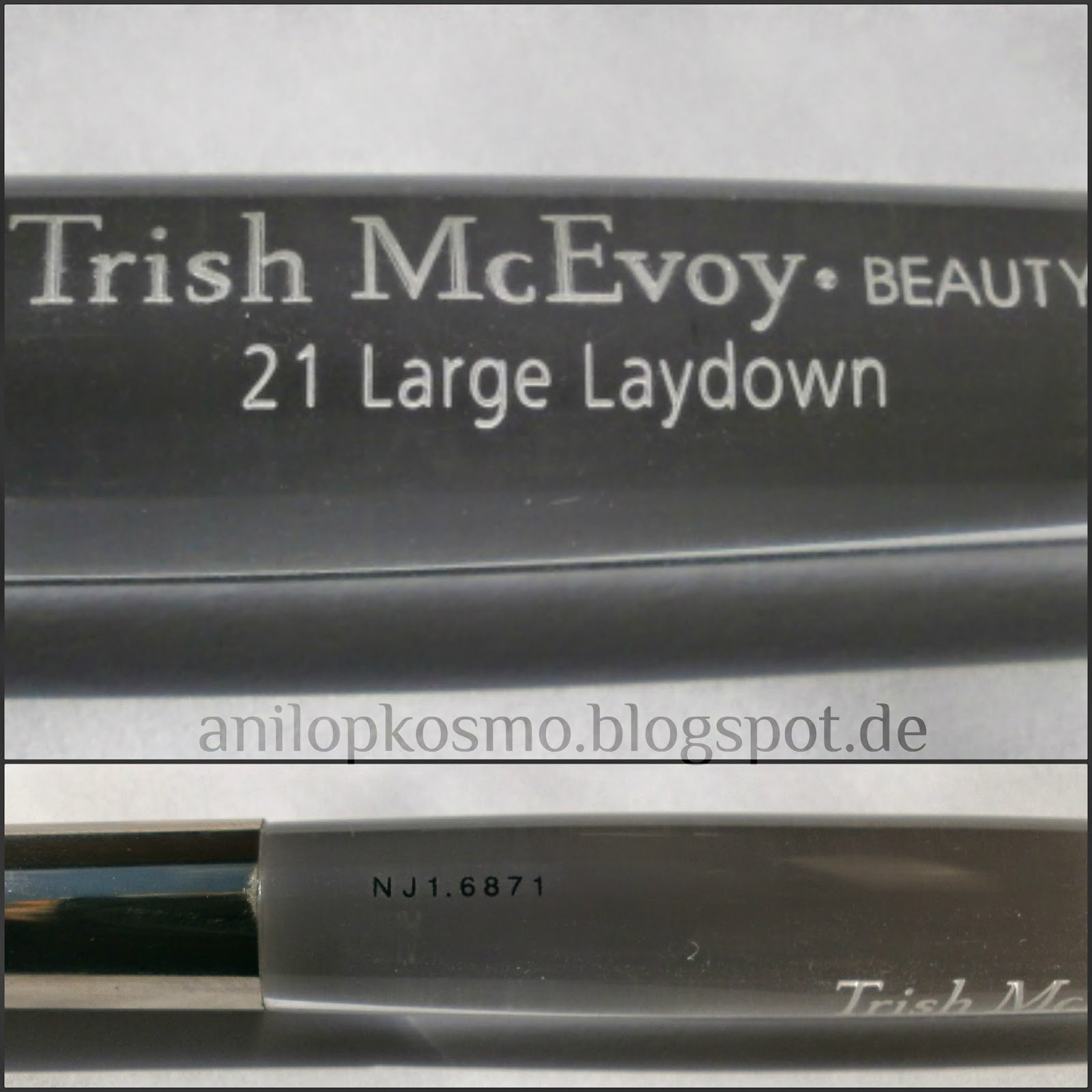 Trish McEvoy № 21 Large Laydown, отзыв