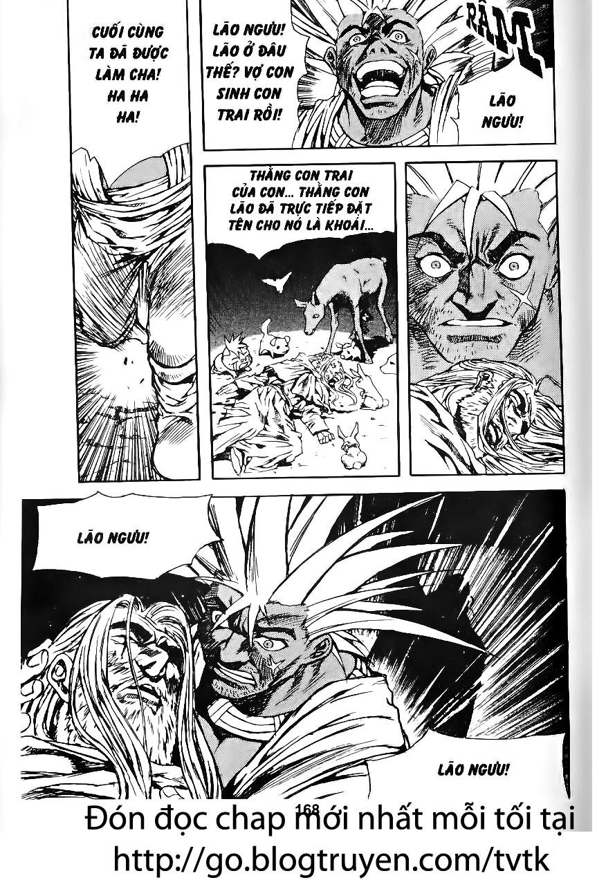 Shoma – Thiên Vương Thần Kiếm chap 85 Trang 20