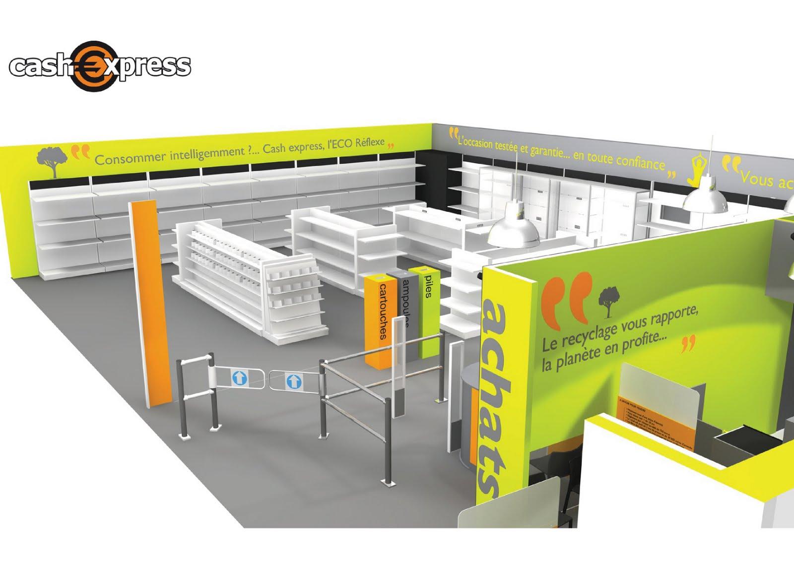 Unplusun cash express nv concept magasin for Cash piscine sollies pont