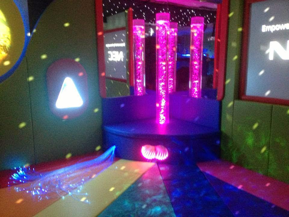 at home sensory room & Adam u0026 Friends: Creating a Sensory Space at Home