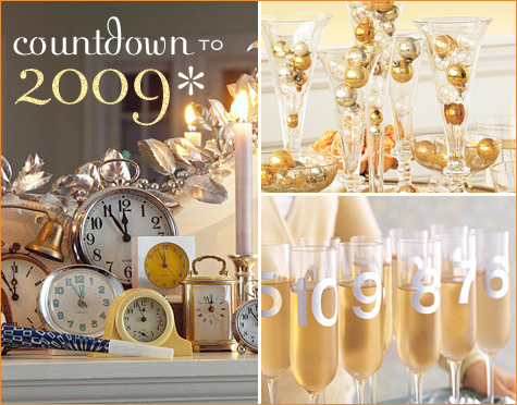 Unique by design december 2011 - New years decoration ideas ...