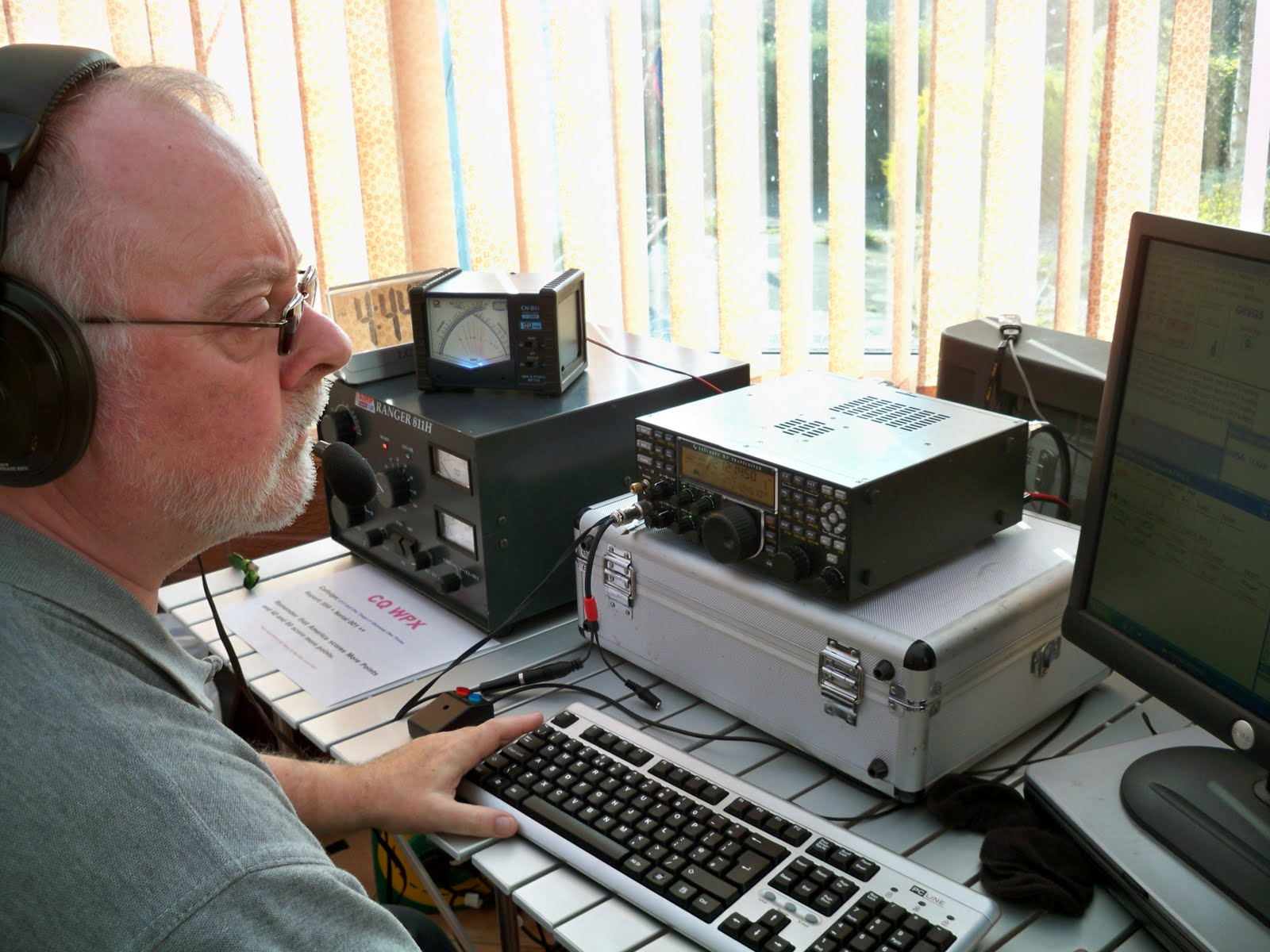 Antenna design and experimentation is one of the few areas in amateur radio ...