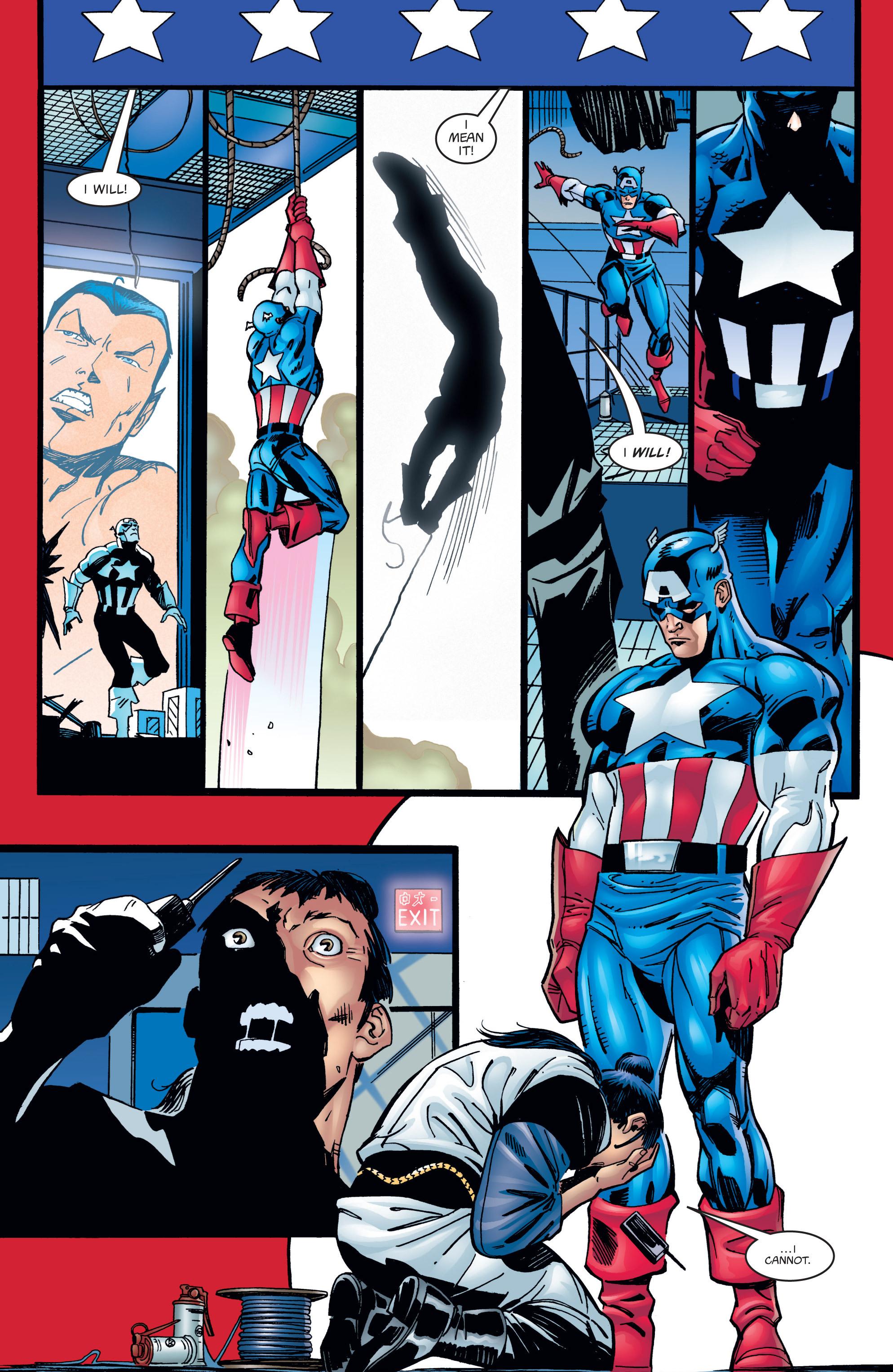 Captain America (1998) Issue #1 #4 - English 31