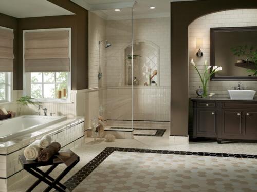 Bathroom designs home designer for Master bedroom bathroom ideas