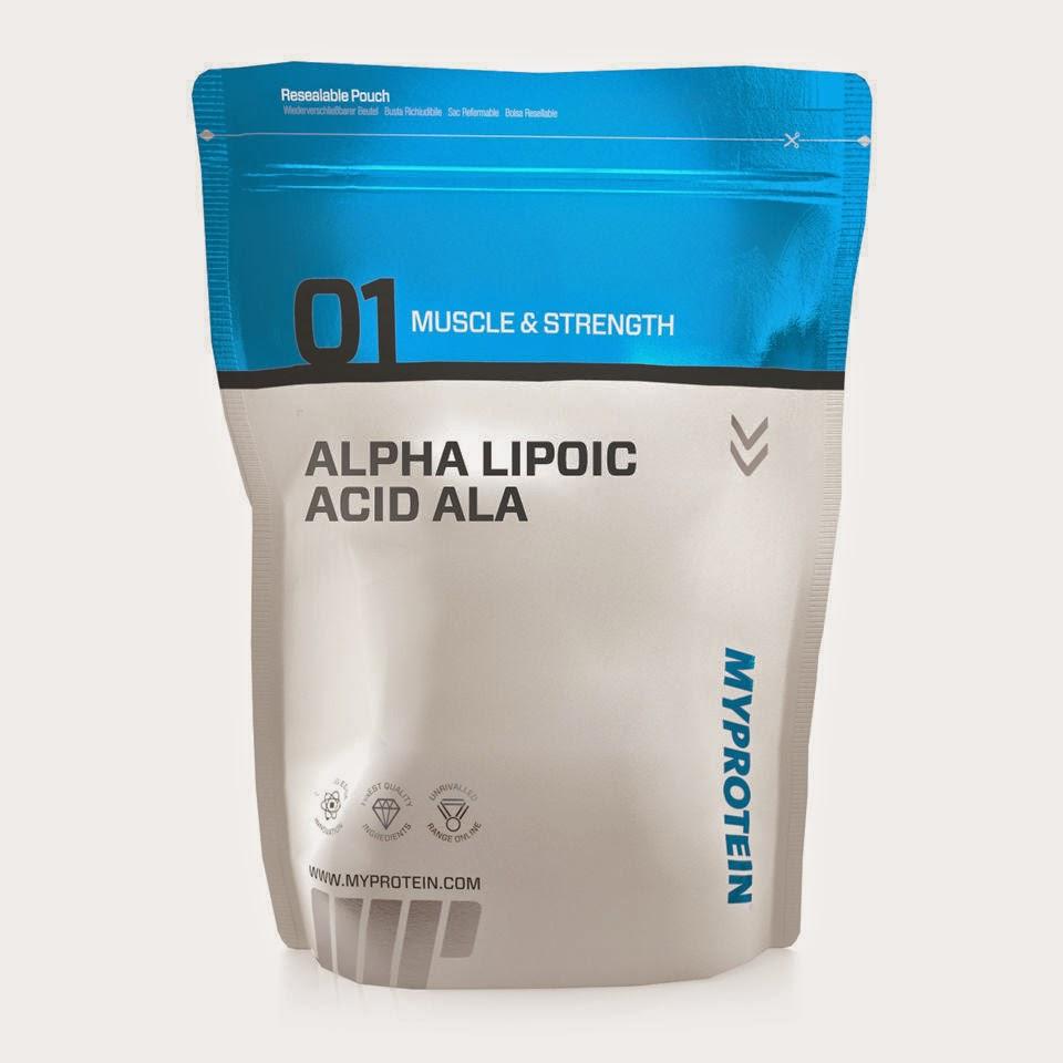 i benefici dell' acido alfa lipoico