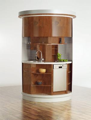 Compact Kitchen Redesigning Ideas http://homeinteriordesignideas1.blogspot.com/
