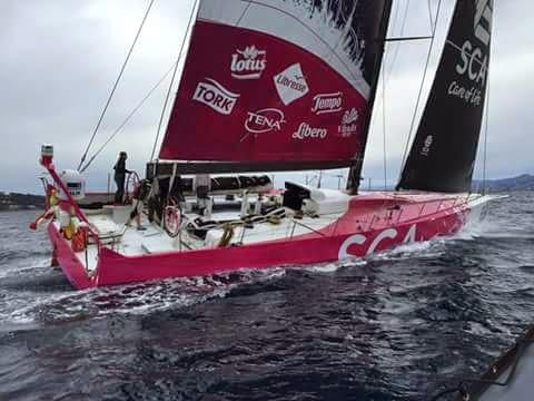 Le nouveau SFS II de Lionel Péan, bientôt sur les 900 Nautiques de Saint-Tropez.