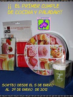 Concurso Cocina y Paladar