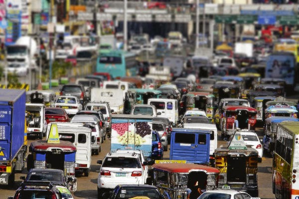 World's top 10 cities with the worst traffic... and Manila's not on the list!