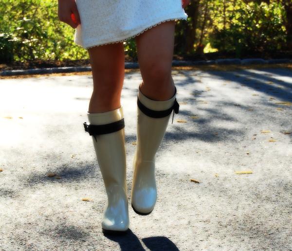 Rain boots xalapa