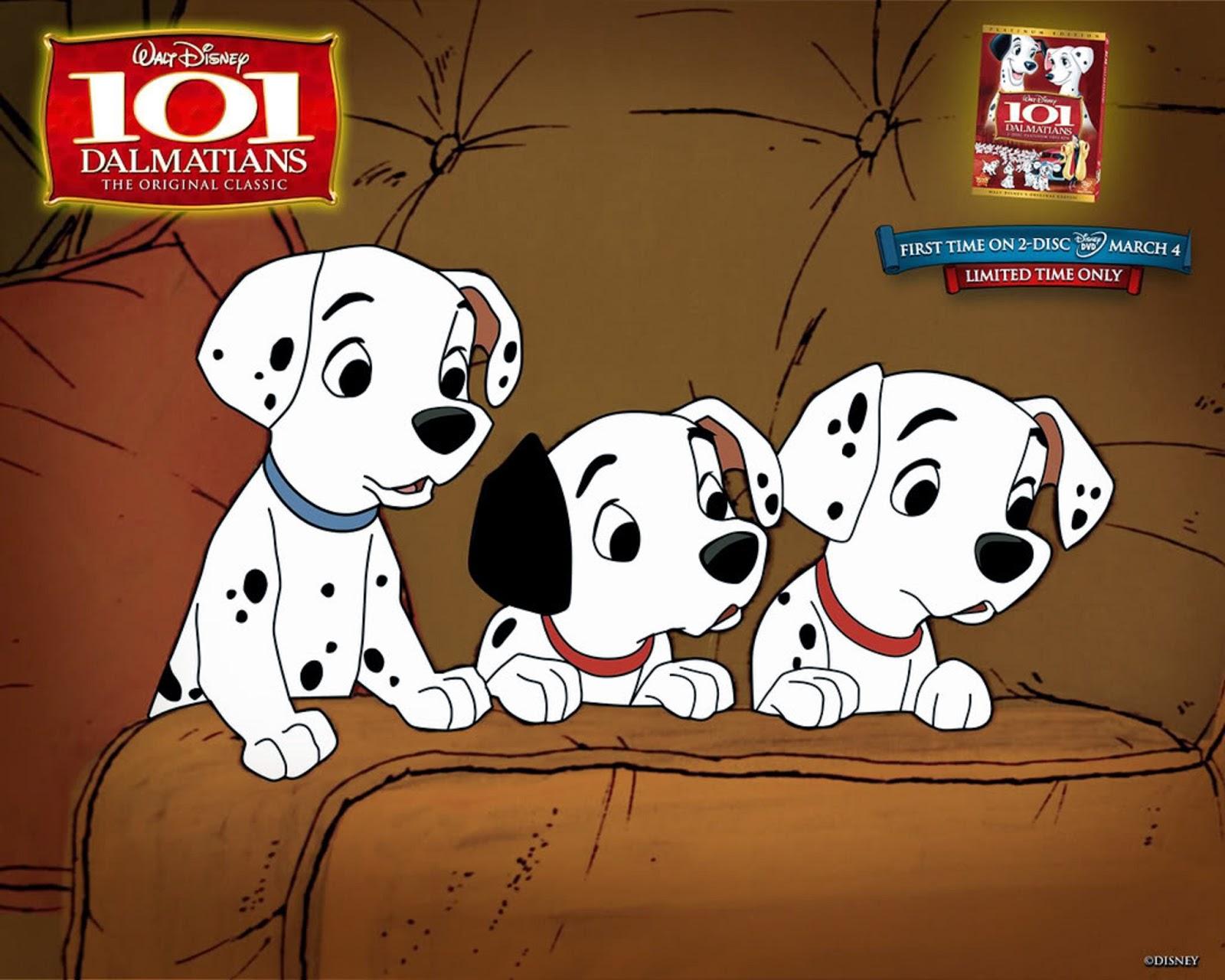 disney cartoon 101 dalmatians photo wallpapers free all hd
