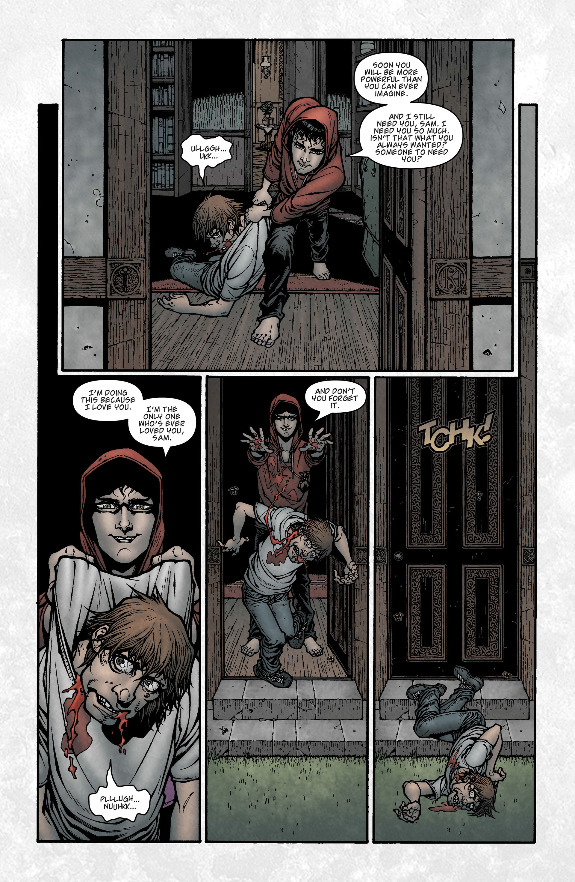 Locke & Key (2008) Issue #6 #6 - English 28