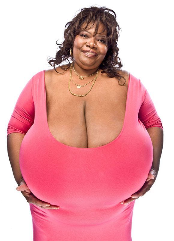 World'S Largest Natural Breasts 46