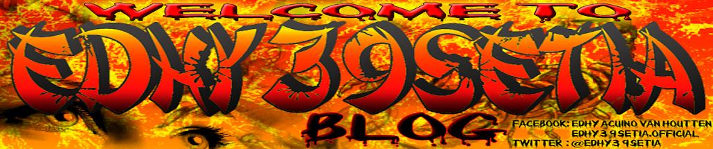 Edhy39setia's Blog
