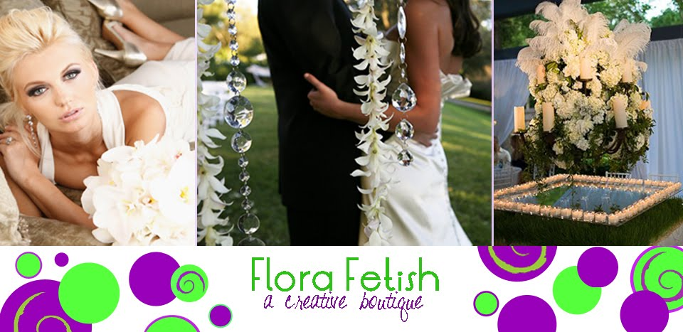 Flora Fetish Blog, a creative wedding boutique in Austin Texas with designer Carrie Beamer