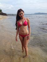 Danica Torres Poses in Sexy Bikini