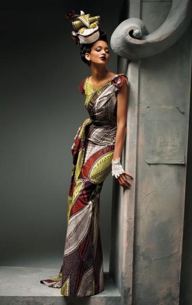 Fab African Ankara Designs Moda Belleza