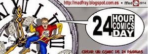"""""""Día del cómic en 24 horas"""""""