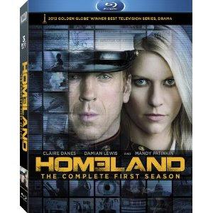 Homeland Blu Ray Release Date