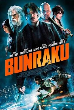 Chàng Cao Bồi Và Samurai - Bunraku (2010) Poster