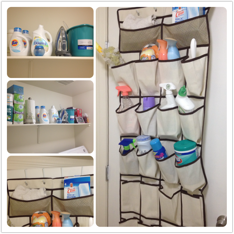 Laundry room organization ideas pinterest joy studio - Laundry room organizing ideas ...