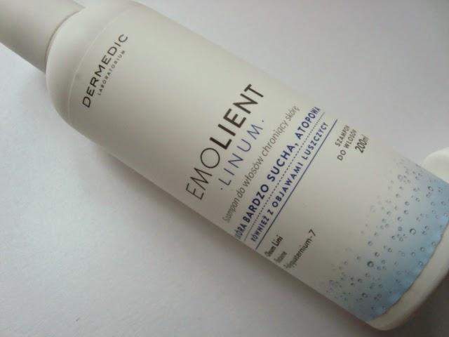 DERMEDIC Szampon do włosów chroniący skórę
