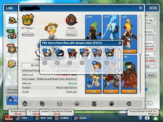 Jual Lost Saga Diamond 3 Kutip 1(CPT Kelas 1) Hero Permanent 7