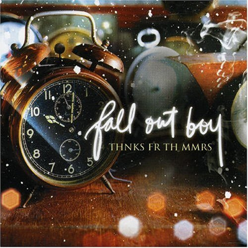 Fall out boy   thanks for the memories
