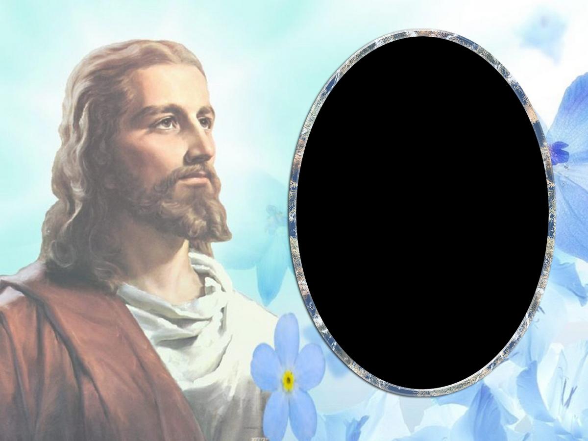fondo de foto con Jesús